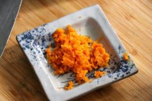 Air Fryer Orange and Ginger Glazed Salmon